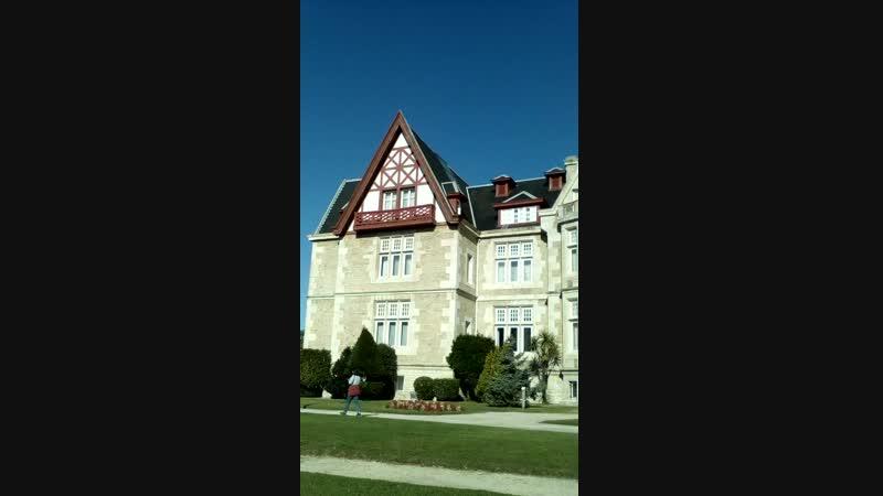 Santander Residencia de reyes