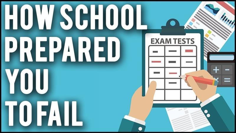How School Prepared You To Fail