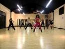 Ana Ogbueze - Rihanna Only Girl Street Jazz Class @ StudioRUSH