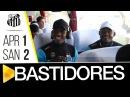 Atlético-PR 1 x 2 Santos BASTIDORES Brasileiro de Aspirantes 24/10/17