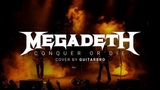 CONQUER OR DIE by Megadeth cover by GuitarBro for Iommi_Gibson_Mediamax contest))