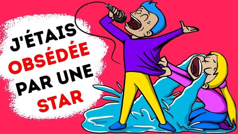 Jai Eu Un Coup De Foudre Pour Un Chanteur Célèbre Et Je Suis Devenue Obsédée