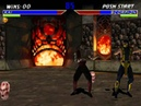 Mortal Kombat 4 - Kai Wins Fatality