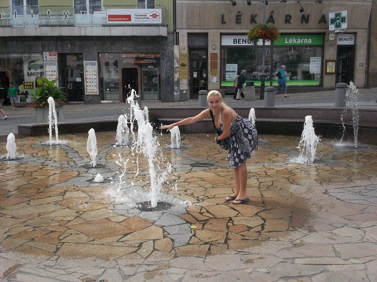 Елена Руденко ( Valteya ) . Чехия. Карловы Вары. Лето 2012. IrkVf80b9qI