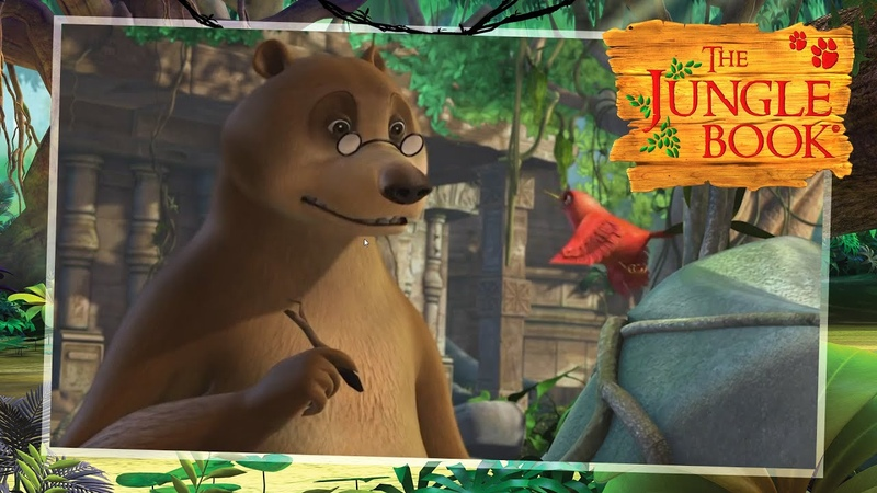 The Jungle Book ☆ Itchy Twitchy Kaa ☆ Season 1 - Episode 3 - Full Length