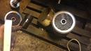 Рабочая Часть Гранулятора DR 200 ПР Матрица Пеллетная 6 мм Зенковка на 8 мм! Granulator DR 200 MR!