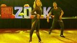 SSZF2018 Layssa &amp Arthur in performance ~ Zouk Soul