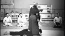 Айкидо Морихей Уесиба Семинар на крыше 1957 Aikido Morihei Ueshiba Seminar on the roof