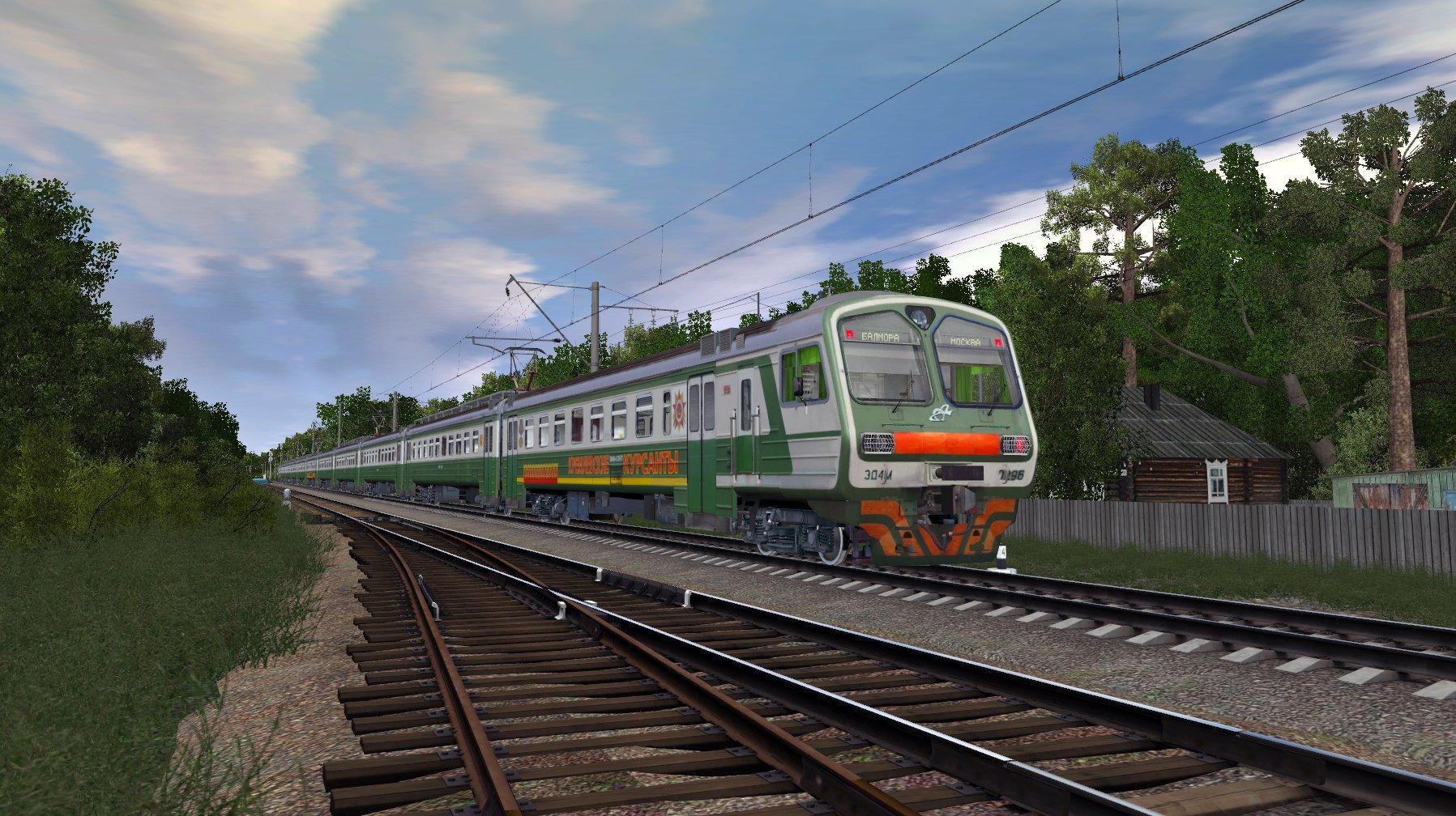 TRS: ЭД4М - 0296