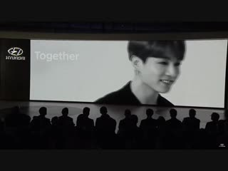 [video] special introduction video starring bts for hyundai palisades world debut