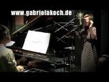 You're Everything (Return to forever) - Chick Corea Flora Purim - Gabriela Koch
