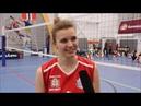 Виктория Астахова после матча с Ангарой