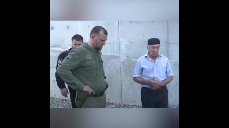 Пусть горят вадутакие какон отец чеченского террориста проклял сына