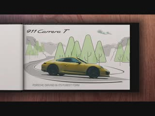 Все 24 модификации Porsche 911 за пять минут