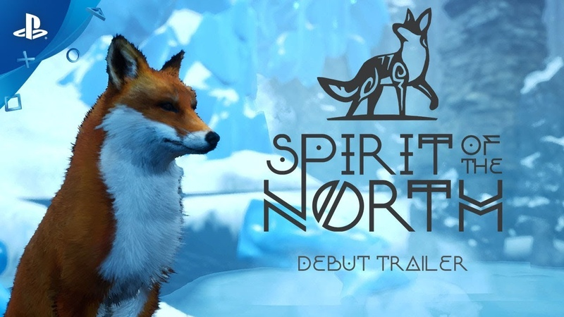 Spirit of the North - Debut Trailer   PS4