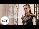 Christopher Kane AutumnWinter 2017 Show  London  The Business of Fashion