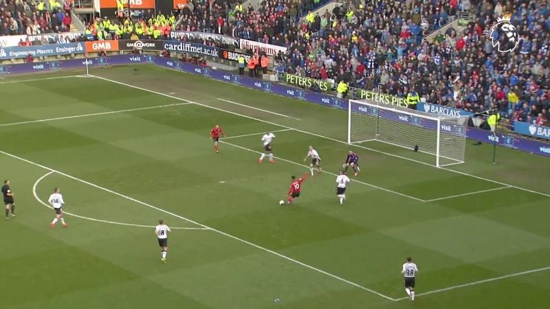 Cardiff 3-6 Liverpool