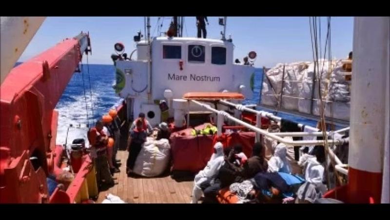 """Flüchtlinge auf """"Aquarius""""- Italien will weitere deutsche Rettungsschiffe abweisen"""