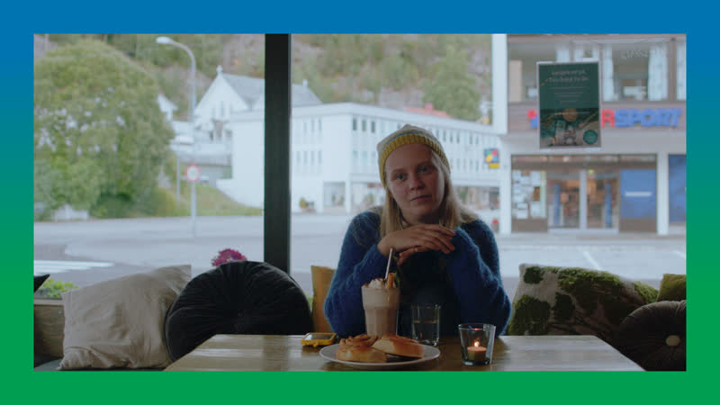 Lovleg (NRK), 8-я серия, 3-й отрывок Rett ut av paradise [Прямиком из Paradise]