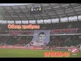 Обзор трибуны  матча Спартак - Анжи by LEO22 88