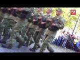 У Львові понад тисячу військових величним маршем відзначили День захисника України