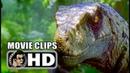 JURASSIC PARK III 6 Movie Clips Retro Trailer 2001 Sam Neil Dinosaur Action Movie HD