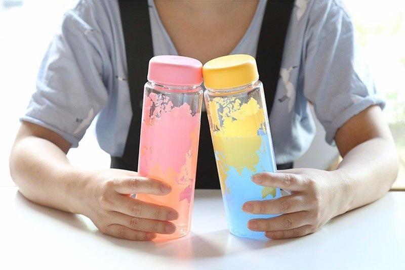 Бутылочки -