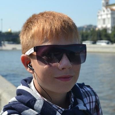 Андрей Скок, 19 апреля , Череповец, id136825320