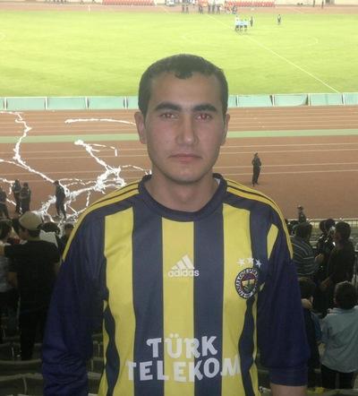 Vuset Azizov, 9 апреля 1994, Гомель, id226479717