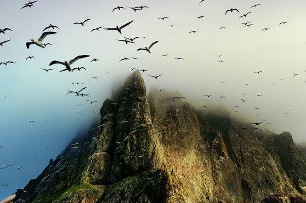 Гебридские острова: архипелаг на краю Земли