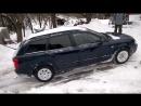 Audi quattro с ESP и без ESP