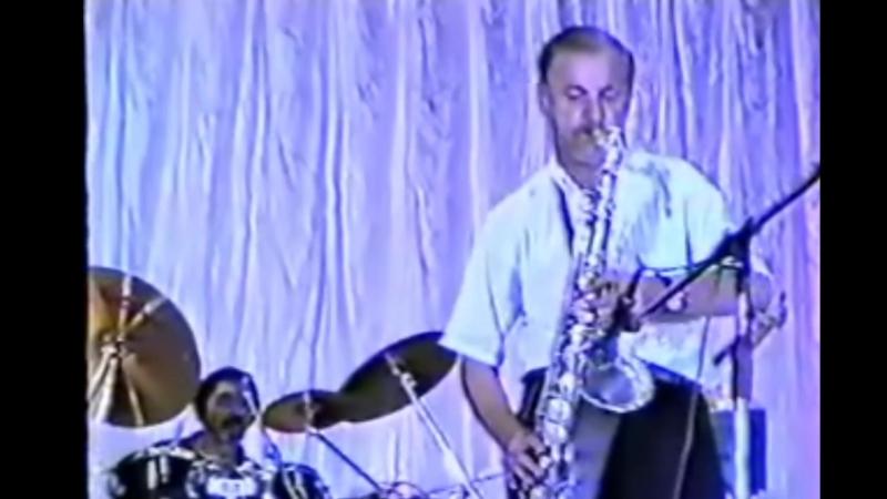 Сочи джаз. Аква-джаз. Aqua-Jazz Sochi. Black sea 1993. Фестиваль джаза