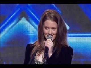 Tara-Lynn Sharrock - I Will Always Love You (Audition - The X Factor Australia 2011)