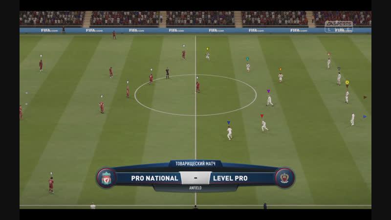 Обзор матча | National Gaming League,17 тур | Pro National - Level Pro eSports