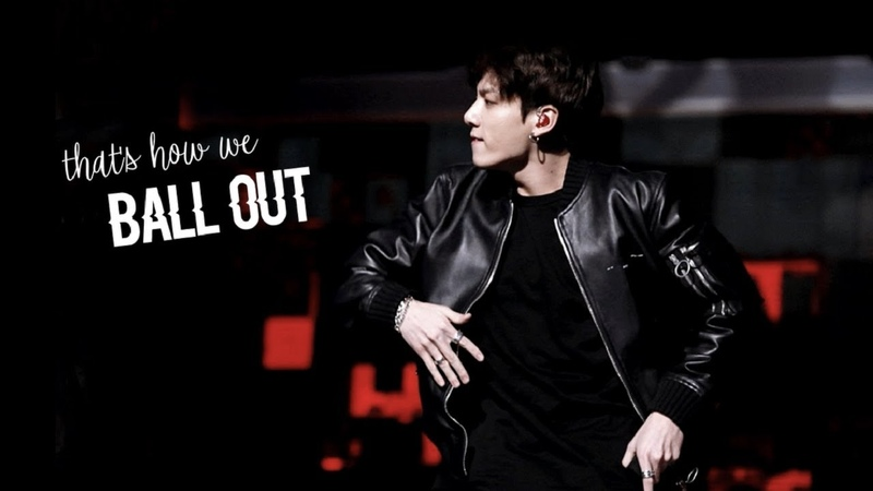 FMV Jungkook ❝that's how we ball out❞