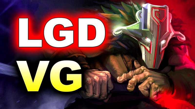 PSG.LGD vs VG - FLAWLESS VICTORY - CHONGQING MAJOR DOTA 2