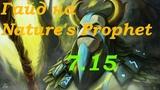 Гайд на Nature's Prophet 7.15