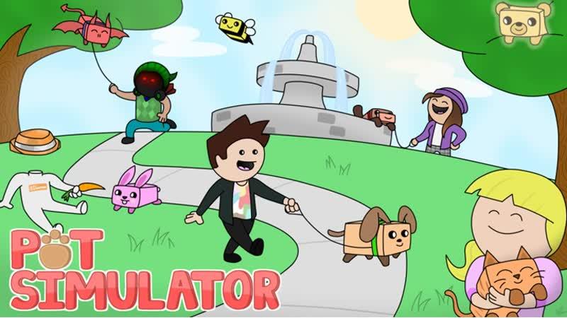 Roblax - Triple Eggs! 🐾 Pet Simulator! №2