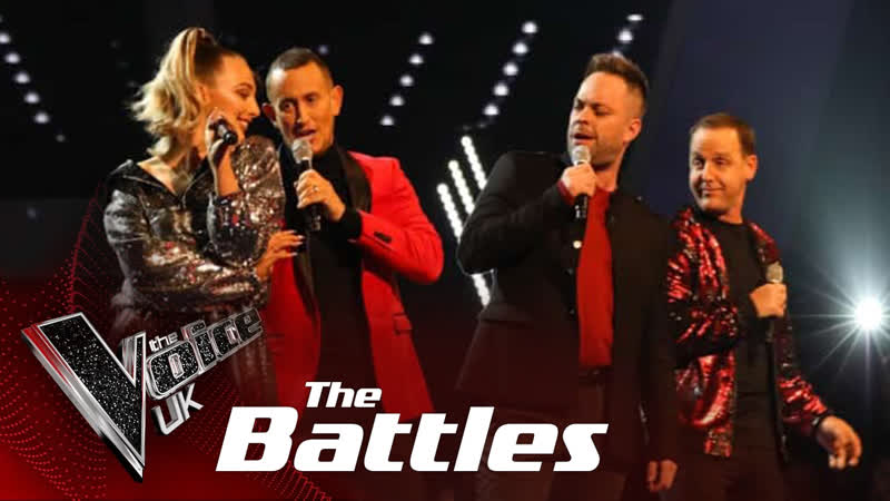 Georgia Bray vs The Flat Pack Hit The Road Jack The Voice UK 2019