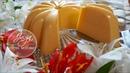 Gelatina Cremosa de Mandarina Natural con Sólo 3 Ingredientes
