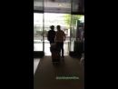 FANCAM 180903 Taemin arrived at Narita Airport cr yk05ojkmt09sw