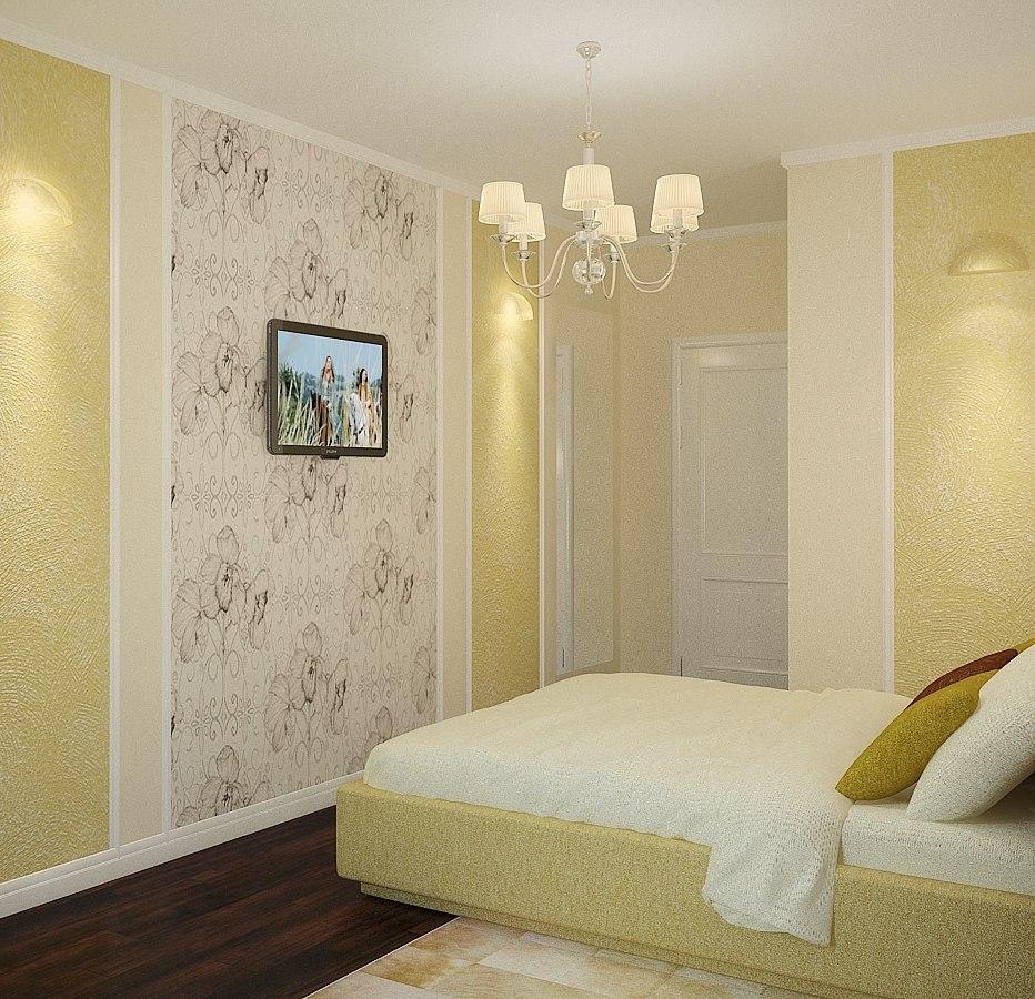 Готовые спальни фото