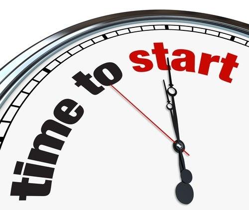 А вы уже готовы к старту ?Очень быстро прошли дни подготовки и пред