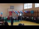 День Знаний Первоклассники 1 сентября 2014 г Все первые классы школа № 7 г. Качка...