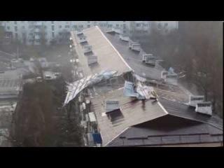ЧП Новороссийск ураган 10 03 2014 Автомобили