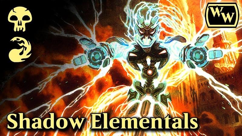 Wacky Wednesday - Modern - Shadow Elementals