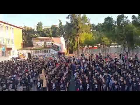 Meşkure Şamlı Ortaokulu - Atatürk Çocukları