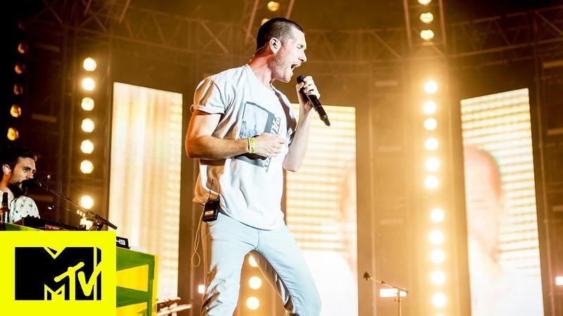 Bastille - Quarter Past Midnight (Live At MTV Presents Ocean City Sounds 2018) | MTV Music