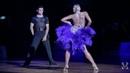 Timur Yusupov Sofia Kharina RUS GOC 2018 Stuttgart Showcase Latin