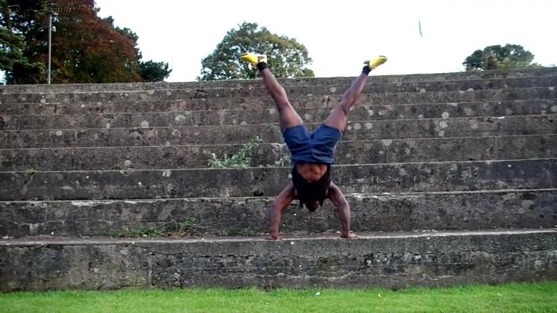 CRAZY IMPOSSIBLE TRAINING (MMA Calisthenics Gymnastics Tricking TDK)